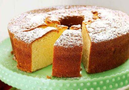 طرز تهیه پاوند کیک