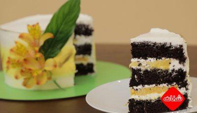 آموزش کیک روسی