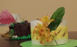 طرز تهیه کیک روسی