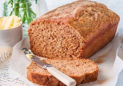 طرز تهیه نان دارچین