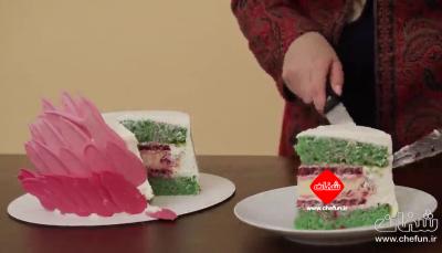 کیک روسی