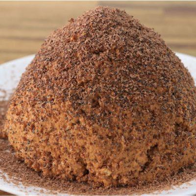 طرز تهیه کیک انت هیل