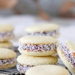 Alfajores Cookie