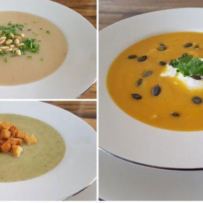 طرز تهیه سوپ